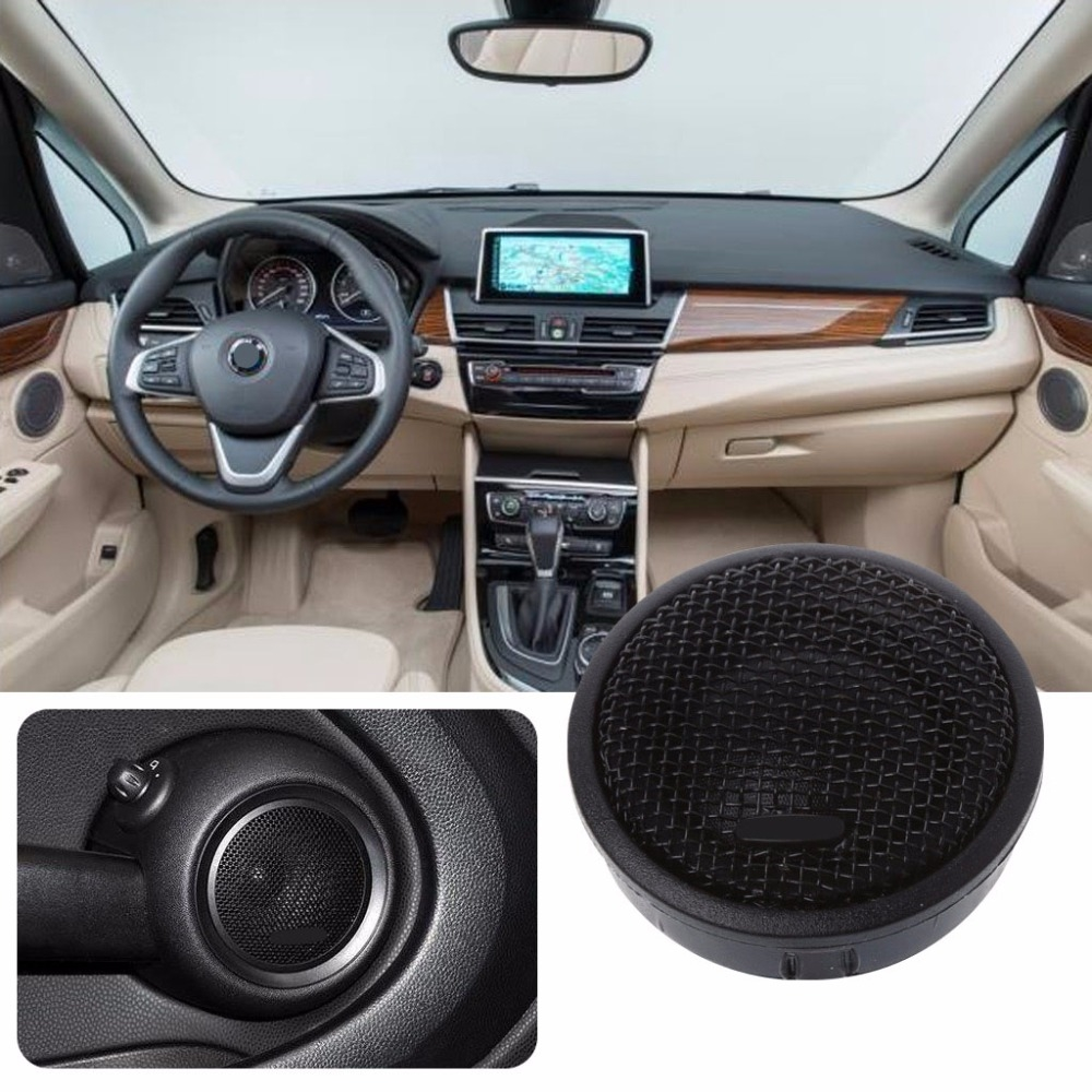 Free shipping 1 Pair Car Auto Stereo Audio Speaker Tweeter 120W Max Power Loud Dome Speakers 92dB-2