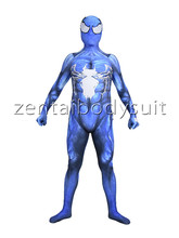 Venom Symbiote Spiderman Suit Cosplay Costume Gwen Spider Party Halloween