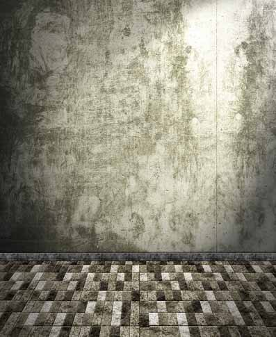 vinyl print grunge art wall with floor photography backdrops for