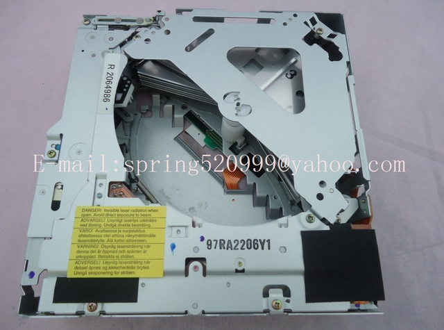 Matsua 6 Disc Cd Changer Mechanism Audia4 Cx Ca1090l 8e0035111 A6l Mazda Toyota Camry Solara
