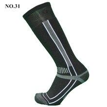 1 Para Kanada Stil 80% Merinowolle Terry Dickere Professionelle Aktive Snowboard Link Socken #2(China)