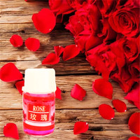 Love Thanks 100% Natural Rose Extracts Dew Essential Oil Moisturize Hydrated Body Essential Oil