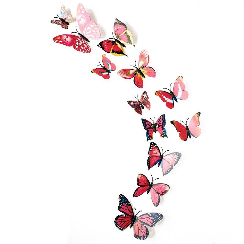 Farfalle decorative da muro jzk farfalle d farfalla for Farfalle decorative per muri