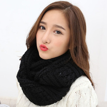2020 Winter Warm LIC Scarf Luxury Brand Knitted Scarves Shawls Stoles For Women Scarf Collar Autumn Crochet Scarf LICs For Women