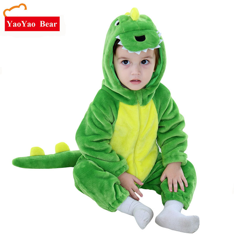 1 Dinosaur Pattern Pants Jshuang 3-24M Infant 3Pcs Sets 2Piece Dinosaur Pattern Romper Tops