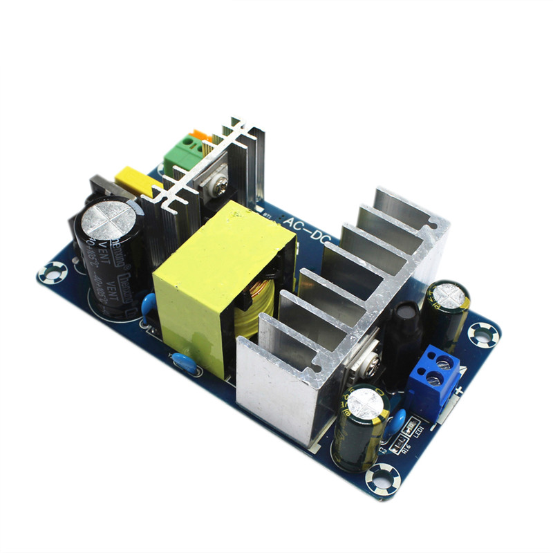 AC 100-240V to DC 24V 4A 6A switching power supply module AC-DC ac dc ac dc for those about to rock we salute you lp