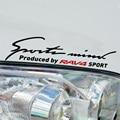 Настройка Спорт Разум Автомобиля Охватывает Наклейки Стикеры Автомобиля Для Укладки Для toyota rav4 аксессуары