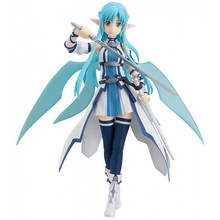 Free Shipping 15cm Anime Sword Art Online Action Figure Toys SAO Figma Asada PVC Collection Model for Kids Toys Christmas Gifts