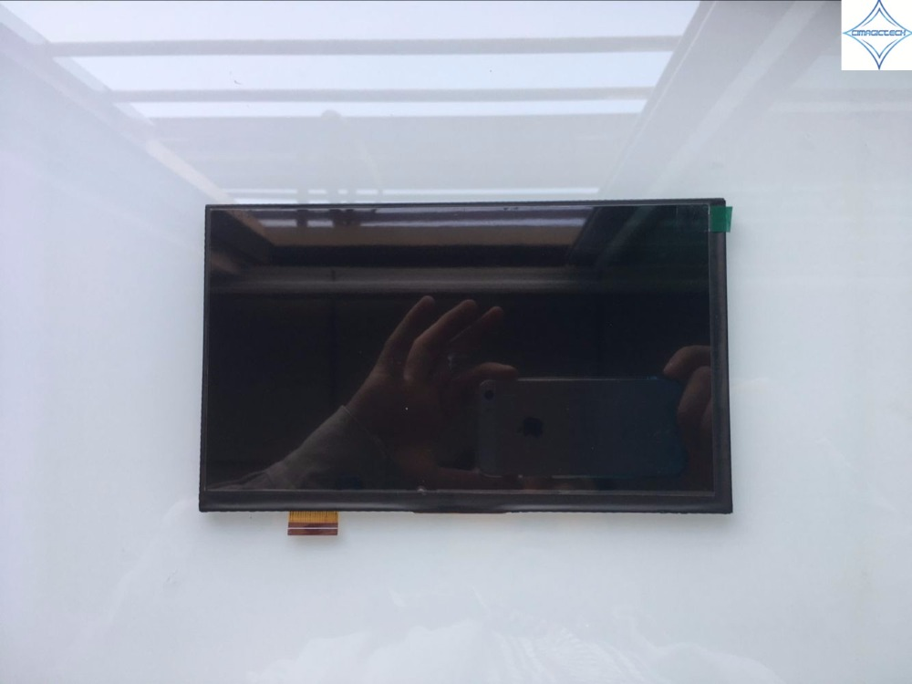 7 inch new for ACER b1 770 lcd screen display 1024 600 30pin HD 163 97MM
