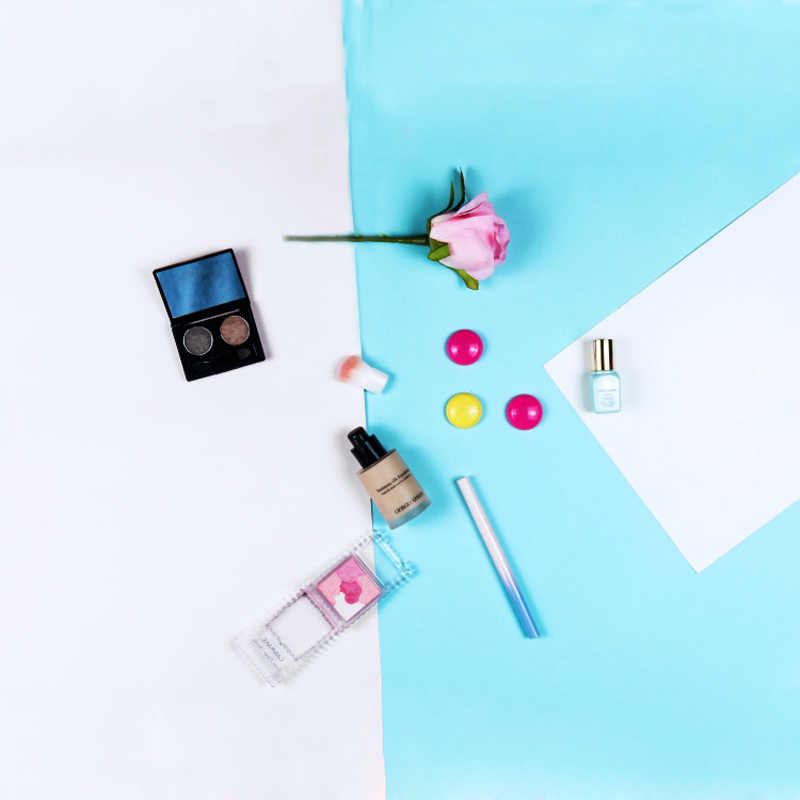 Colorido Dualsided mate efecto PVC tablero de fondo fotográfico para estudio de fotografía foto de fondo impermeable almohadilla a prueba de polvo