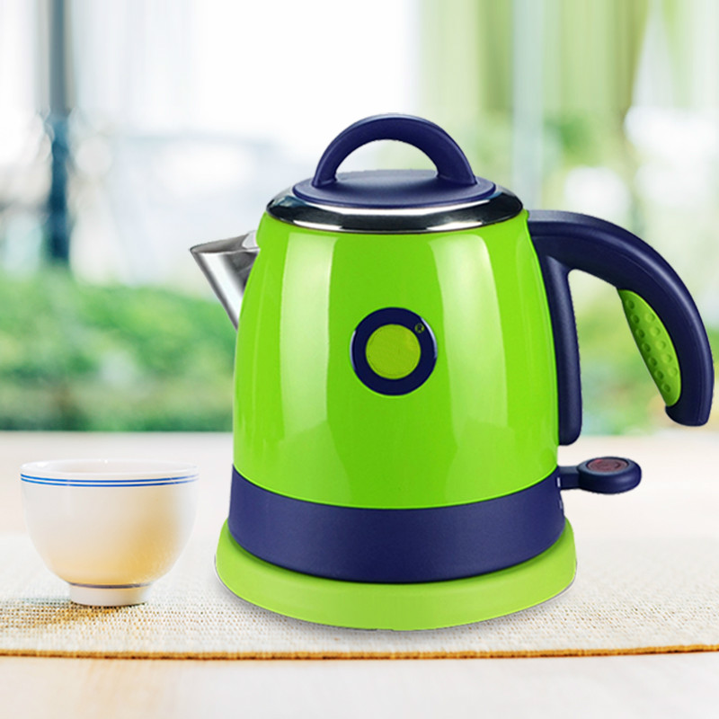 Electric kettle Low power electric students dormitory mini 304 stainless steel 700W Safety Auto-Off Function все цены