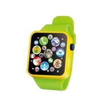 Детские игрушки Обучающие умные наручные часы многофункциональные обучающие игры с сенсорным экраном антистресс забавные гаджеты новинка игрушки(зеленый