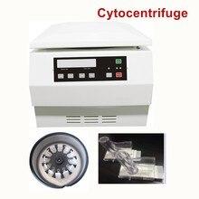 Cytospin цитологических центрифуга с 12 россыпного ротор для TCT Тесты
