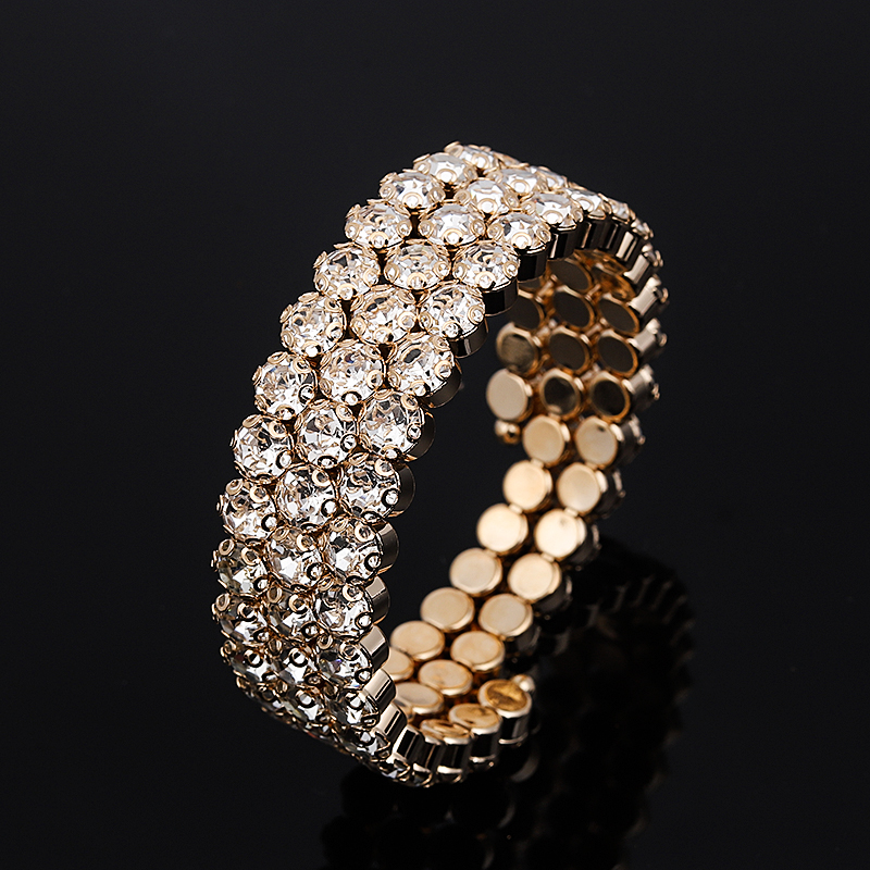 2019-Luxury-Women-Multi-Layers-Crystal-Rhinestone-Bracelets-Bangles-Gold-Color-Adjustable-Wedding-Pulseras-Jewelry-Gifts (3)
