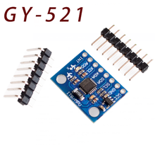 1pcs lot GY 521 MPU 6050 MPU6050 Module 3 Axis analog gyro font b sensors b