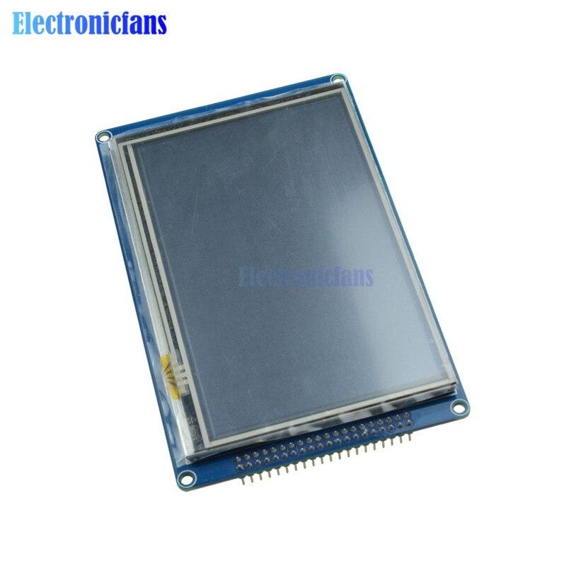5,0 800x480 TFT lcd модуль дисплей Сенсорная панель + SSD1963 для 51/AVR/STM32