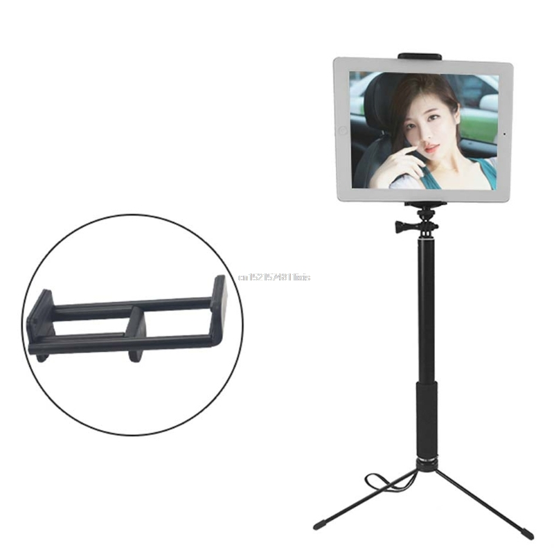 1.5m/2m Extendable Selfie Stick Tripod Stand for iPhone iPad DSLR Android Gopro 15