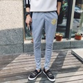 2016 New Men Active Pants  Casual Pants Brand Clothing Hip Hop Trousers Army Tracksuit Sweat Pants Slim Fit Mens Joggers