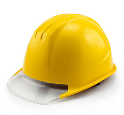 ABS insulation material Safety Helmet breathable safety PE colored cap hard hat transparent insulating work safety cap