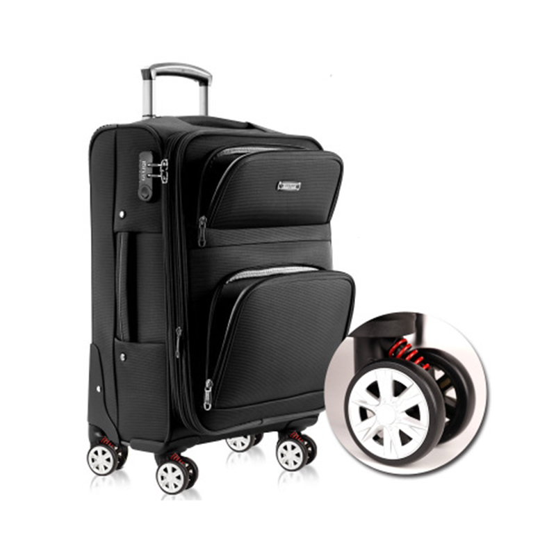 Oxford Rolling Luggage Men Business Suitcase Wheels 20 inch Carry on Trolley 24/28 inch High capacity password Travel Bag rolling luggage men oxford travel bag women large capacity trolley suitcase wheels business carry on women s handbag