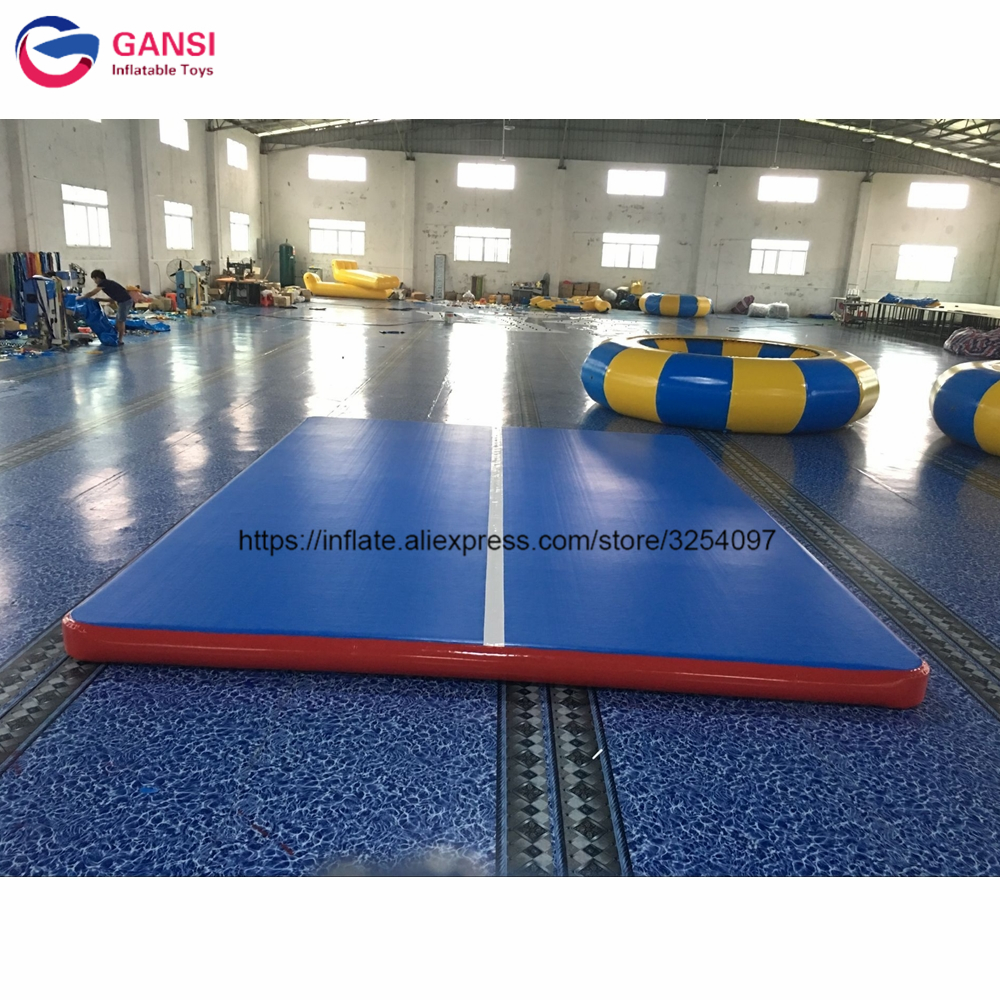 Home used 5x4x0.2m inflatable gym training mats tumble track inflatable air mat for gymnasticsHome used 5x4x0.2m inflatable gym training mats tumble track inflatable air mat for gymnastics
