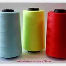 2000 м/2550 ярдов 40 S/2 швейная нить для дома 402 полиэстер швейная машина конусная нить для JUKI JANOME SINGER BROTER BERNINA ELNA