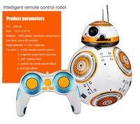 Upgrade Star Wars RC BB 8 Robot Star Wars 2 4G Remote Control BB8 Robot Action