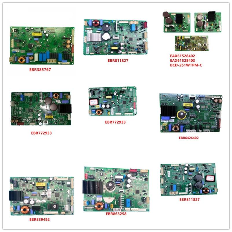 EBR385767/EAX61528402/EAX61528403/BCD-251WTPM-C/EBR772933/EBR807662/EBR6426402/EBR839492/EBR863258/EBR811827 USED