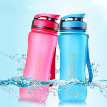 ZGJGZ Water Mug Plastic Bicycle Cup Hot Colorful Travel Drink Bottles