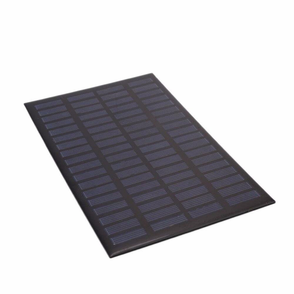 Batterien & Akkus Videospiele Hohe Qualität 2,5 Watt 18 V 139ma Silizium Solar Panel Diy Module Polykristalline Solarzelle Ladegerät 120x194mm Durchblutung Aktivieren Und Sehnen Und Knochen StäRken
