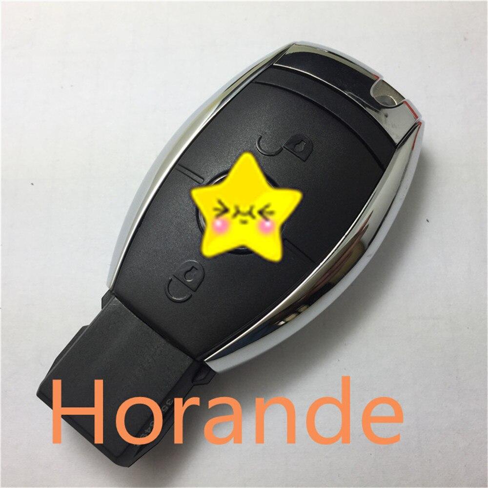 Prix pour Horande Télécommande Remplacement Entrée Clé de Cas de Couverture Pour Mercedes Benz W203 W210 W211 AMG W204 C E S CLS CLK CLA SLK Pas puce