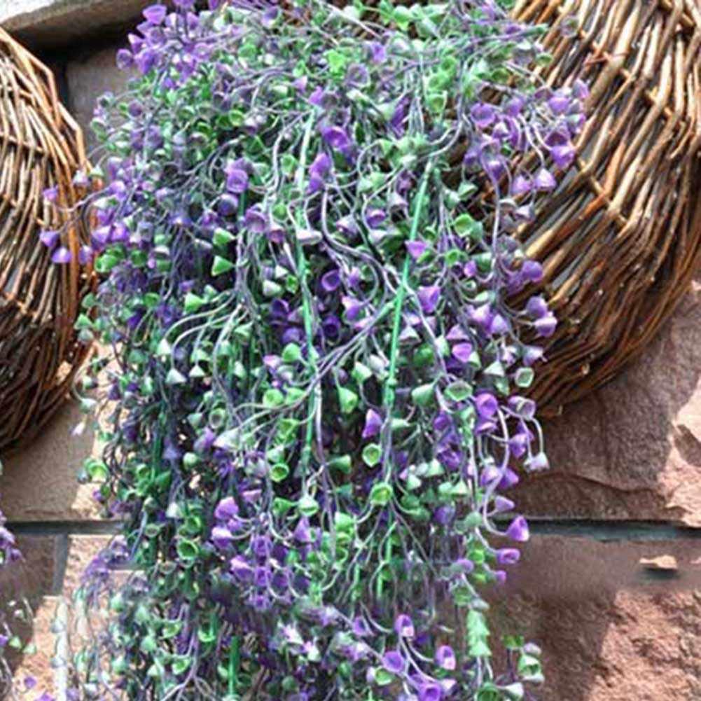 Simulation artificielle plante rotin vigne décoration réaliste pour la maison fête de mariage PAK55