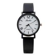Tempo zero #501 2019 nova MODA Relógio de Pulso Pulseira de Cor Digital Dial Pulseira de Couro Quartz Analógico Relógios de Pulso Simples Frete Grátis