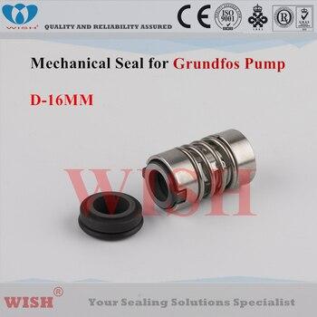 16MM uszczelnienie mechaniczne typu Grundfos typu D