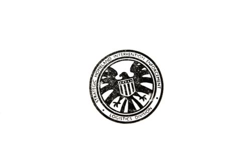 TV Marvel The Avengers Agents Of Shield LOGO Eagle Stamp Photosensitive Seal Props Collection In Stamps From Office School Supplies On Aliexpress