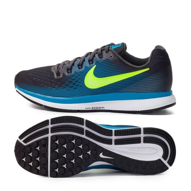 cef438d5897e Online Shop Original New Arrival 2018 NIKE AIR ZOOM PEGASUS 34 Men s  Running Shoes Sneakers