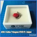 Adaptador FC para JDSU MTS-2000 OTDR/4000/6000/8000, Anritsu MW9070/9070B/9076/9080/9081/9083/9082, Yokogawa AQ7260/7270/7275/1200