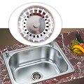 Кухонная раковина слив допант раковина ситечко корзина выщелачивание отходов пробка сталь - фото