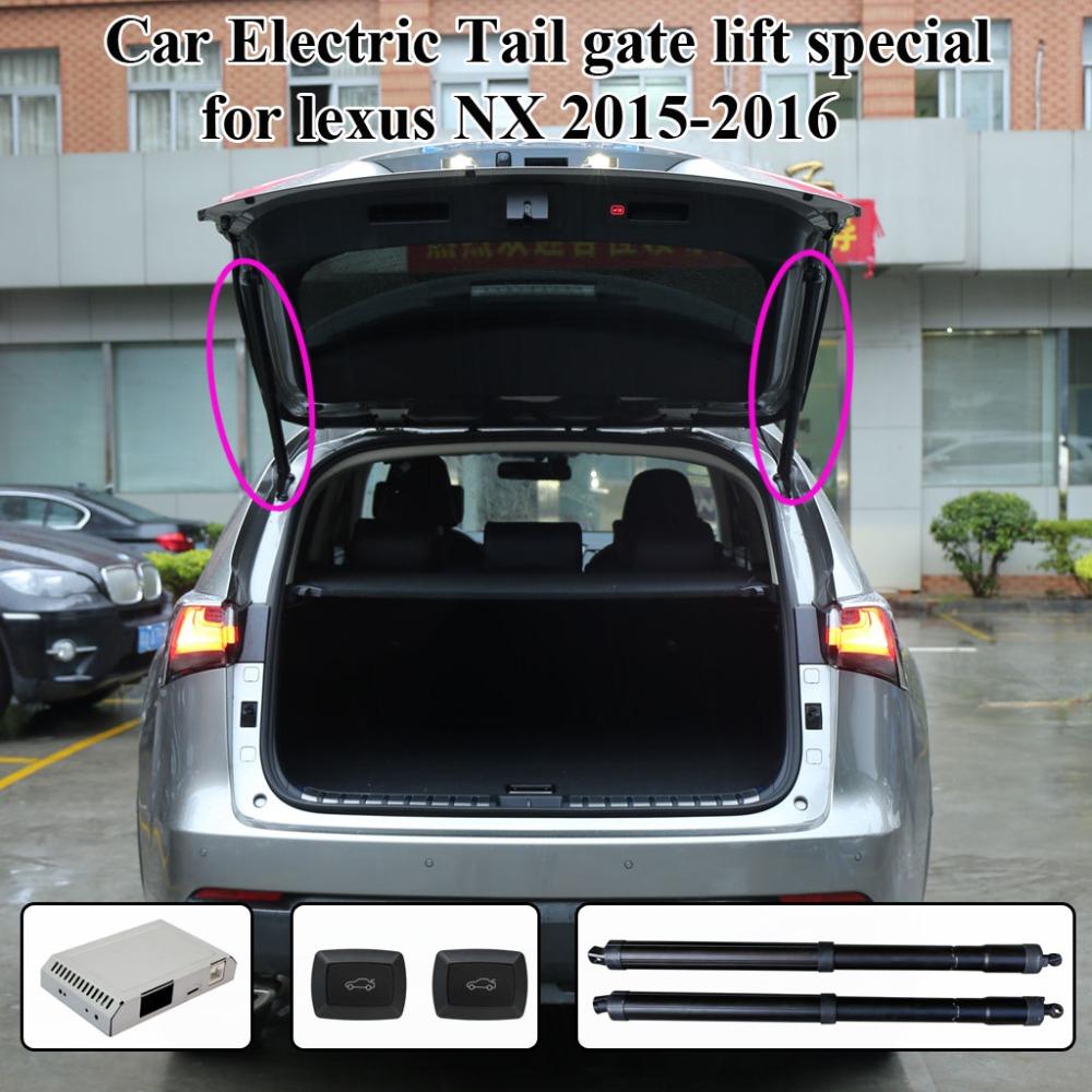 auto nutika elektrilise sabavärava tõstmine hõlbustab Lexus NX - Autode varuosad