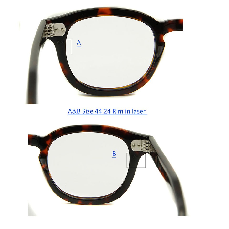 d631d1c9e1 New High Quality Johnny Depp Glasses Fashion Style Round Retro Vintage  Glasses Frame Men Hand Made Eyeglasses oculos de grau-in Eyewear Frames  from Apparel ...