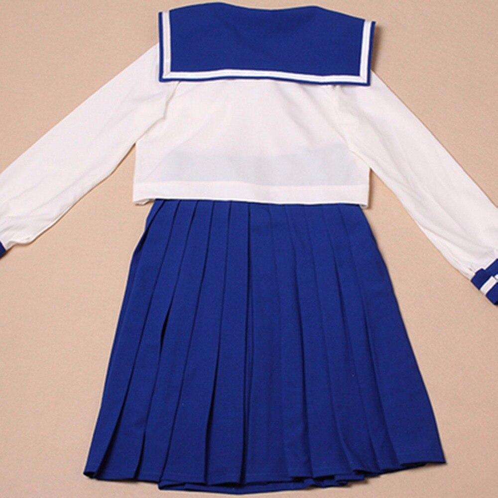 Biamoxer nouveau Lolita Cosplay marin lune jupes Kawaii marin fille jupes marin lune jupe filles école uniforme livraison gratuite - 3