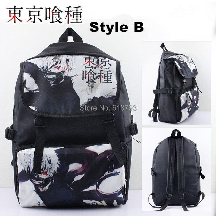 Hot anime tokyo ghouls bags school high quality daily backpacks cartoon backpack AB105 от Aliexpress INT