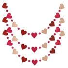 1Set Red Heart  Roun...