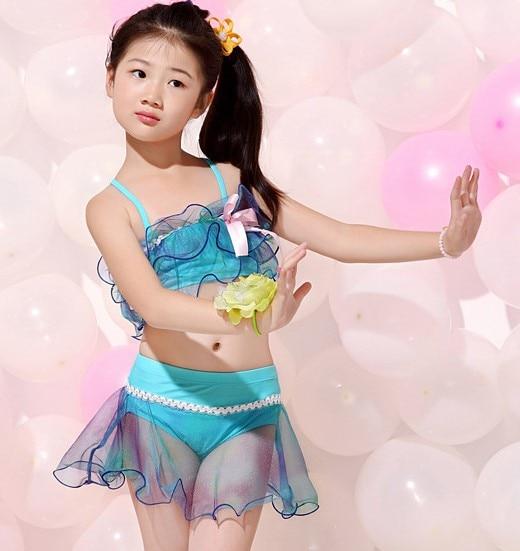 Edad Traje Bonito Niñas Niños 10 Para Baño Años Modelos De 2 JFlc3T1K