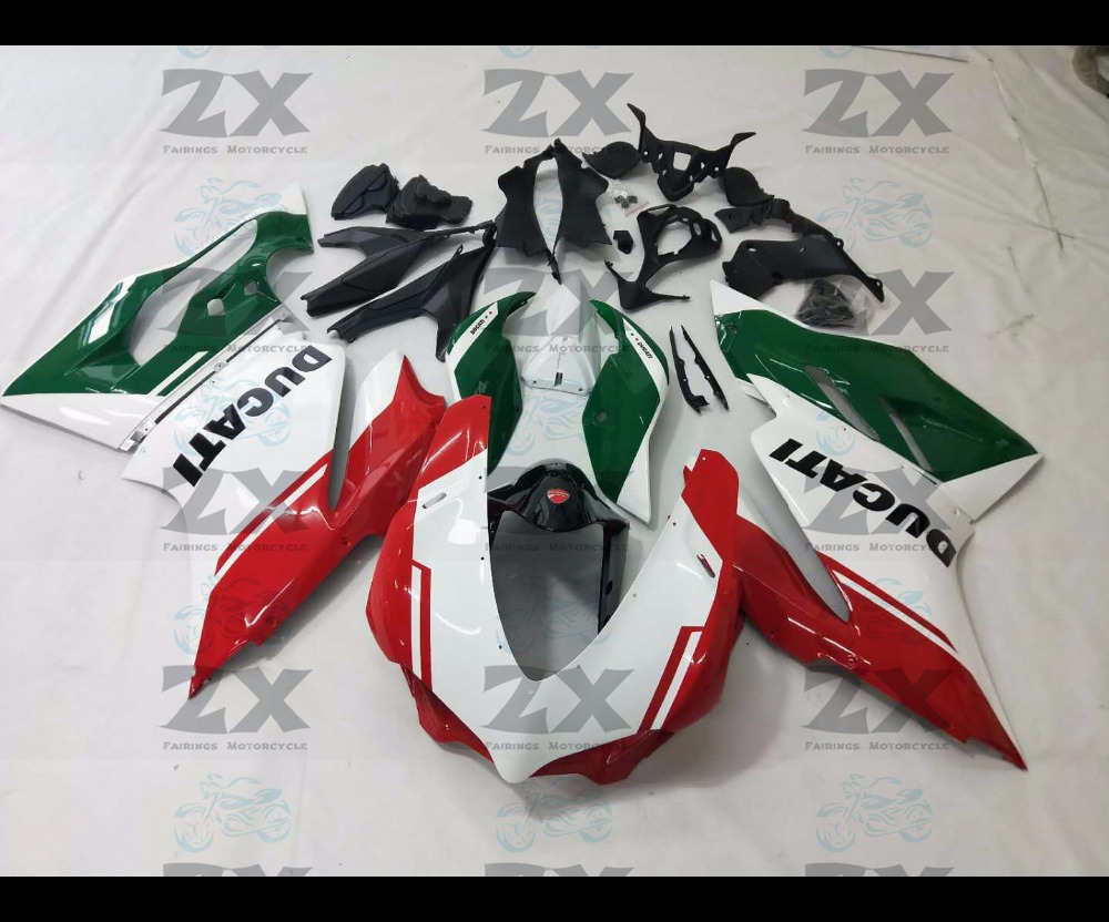 Complete Fairings For DUCATI 1299 1299s 959 2015 2016 2017 Plastic Kit Injection Motorcycle FairingS injection UV suk2001