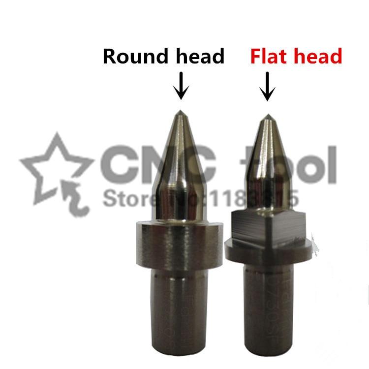 Round Head Tungsten Carbide Flow Drill M3 M4 M5 M6 M8 M10 M12 Form Drill Standard Round Type And Thread Forming Tap
