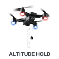 Foldabe 6 Axles Gyro Mini Wifi Drone With Wide Angle 1080P HD Camera SMRC S20 2.4G Altitude Hold RC Quadcopter 1800mah battery