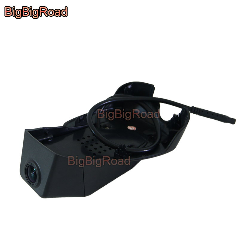 BigBigRoad For Volvo S90 v90 2016 2017 XC60 2018 Car wifi DVR Video Recorder dash cam
