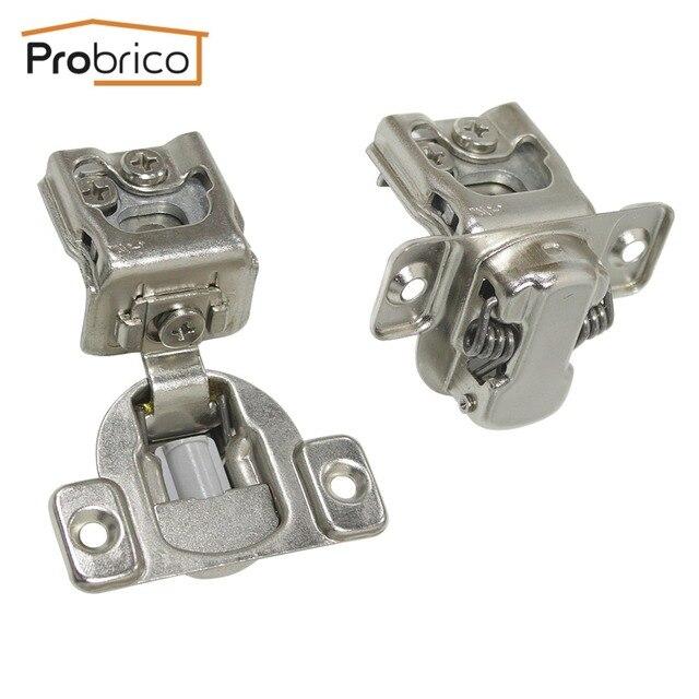 probrico 20 pair soft close kitchen cabinet hinge chm36h1 1 4