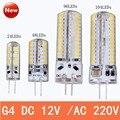 Caliente G4 lámpara LED DC12V 24 48 96 104 en lugar de 20 W 30 W lámpara halógena de 360 grados de ahorro de luz de la lámpara de cristal bombilla envío gratuito